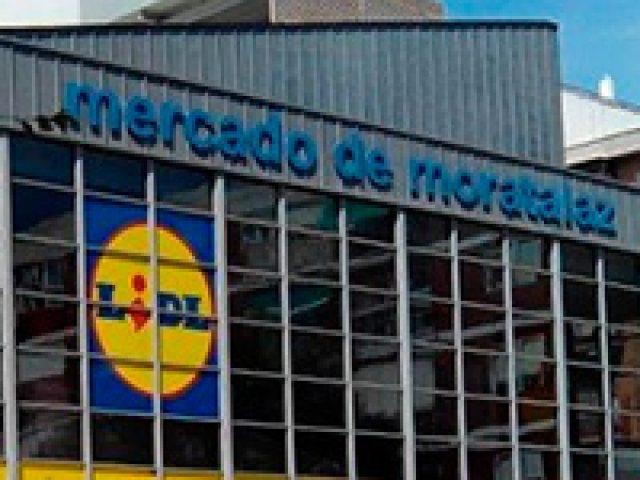Mercado de Moratalaz